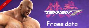 Tekken 7 frame data